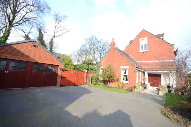 Thumbnail Detached house for sale in Canvey Close, Wavertree, Liverpool