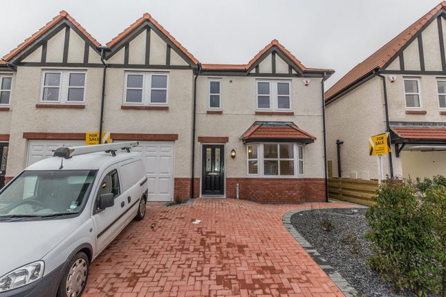 Thumbnail Semi-detached house for sale in Tamar Mews, Tamar Gardens, Walney, Barrow-In-Furness