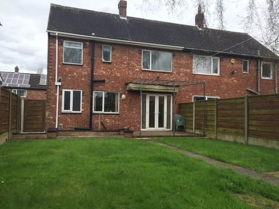 Thumbnail Semi-detached house to rent in Podsmead Road, Wythenshawe, Manchester