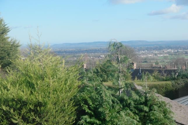 Rear Views of Celyn Place, Coedpoeth, Wrexham LL11