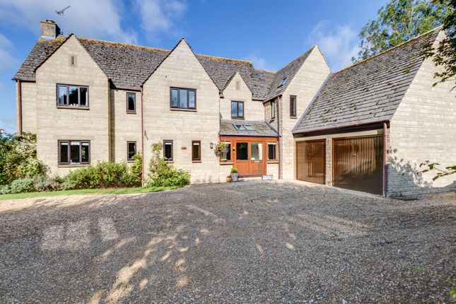 Thumbnail Detached house for sale in Giles Avenue, Cricklade, Swindon