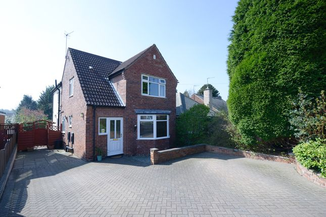 Thumbnail Detached house for sale in Storforth Lane, Hasland, Chesterfield