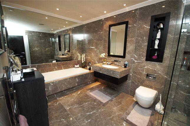 Bathroom of Canford Heights, 6 Haig Avenue, Canford Cliffs, Poole BH13