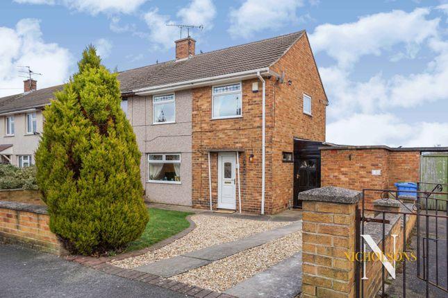 Semi-detached house for sale in Chestnut Avenue, Retford, Nottinghamshire