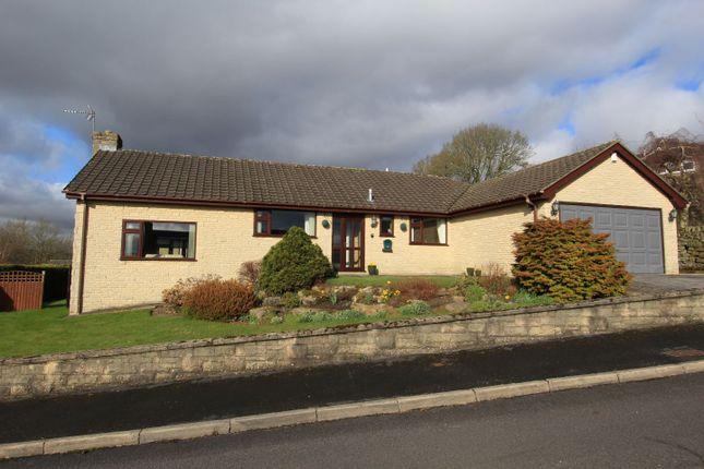 Thumbnail Detached bungalow for sale in Wishingstone Way, Matlock