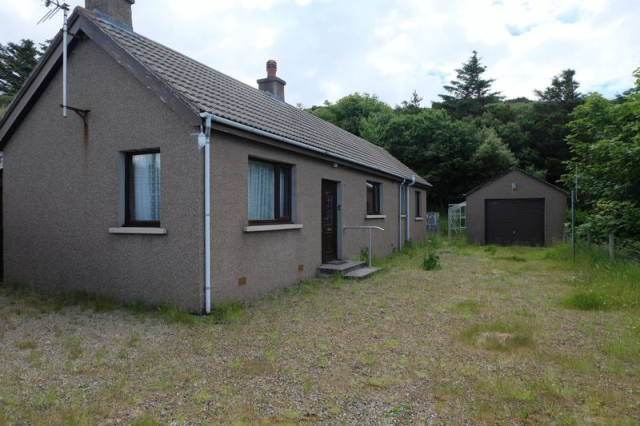 Thumbnail Detached bungalow to rent in Skerray, Thurso
