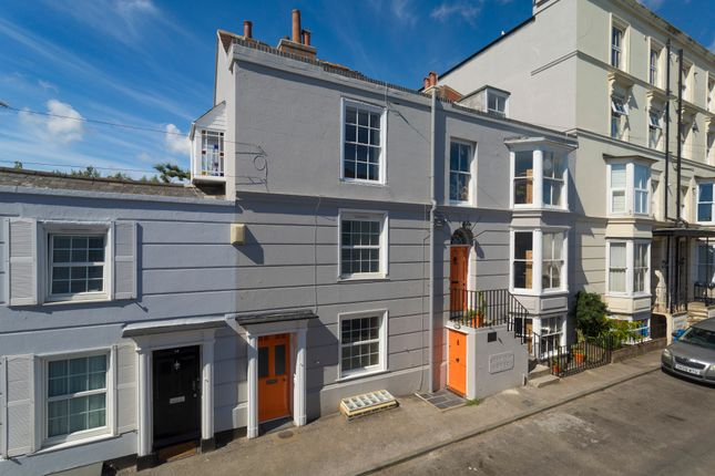Thumbnail Terraced house for sale in Walmer Castle Road, Walmer, Deal