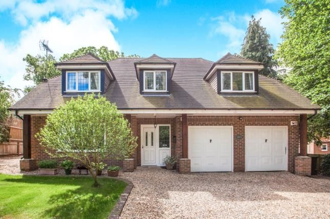 Thumbnail Detached house for sale in Denstead Lane, Chartham Hatch, Canterbury, Uk