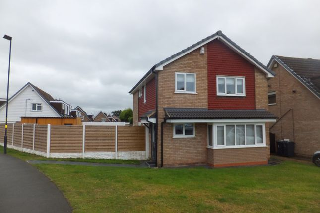 Thumbnail Detached house to rent in Walsh Drive, Sutton Coldfield