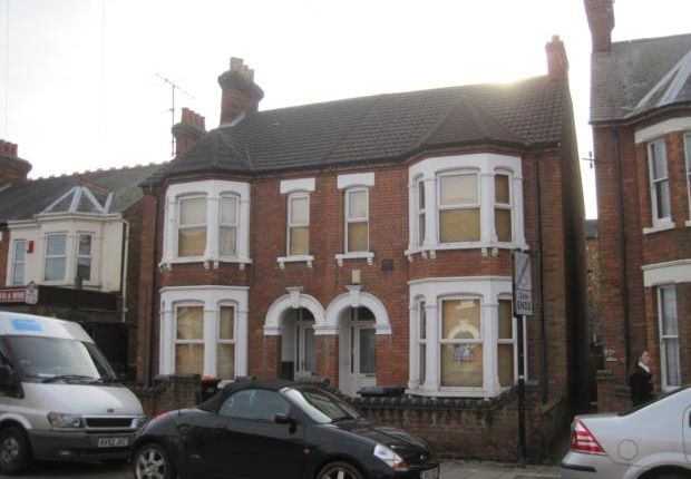 Thumbnail Semi-detached house to rent in Castle Road, Bedford