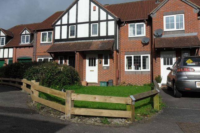 Thumbnail Terraced house to rent in Ferndene, Bradley Stoke, Bristol