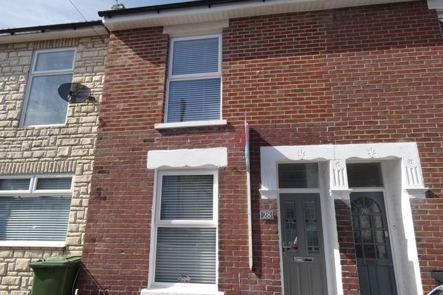 2 bed terraced house to rent in Strode Road, Portsmouth PO2