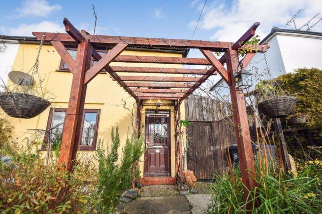 Thumbnail Semi-detached house to rent in West Road, Sawbridgeworth