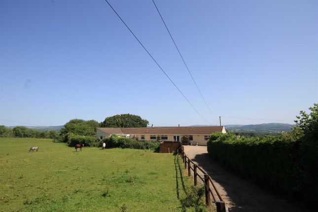 Thumbnail Detached bungalow for sale in Hensol, Pontyclun