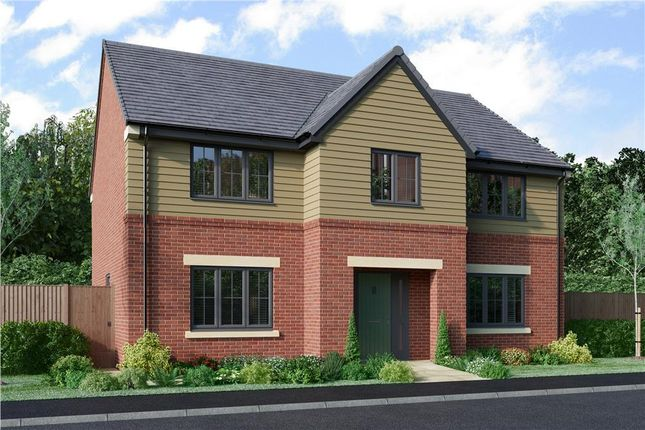 """Thumbnail Detached house for sale in """"The Chichester"""" at Coach Lane, Hazlerigg, Newcastle Upon Tyne"""