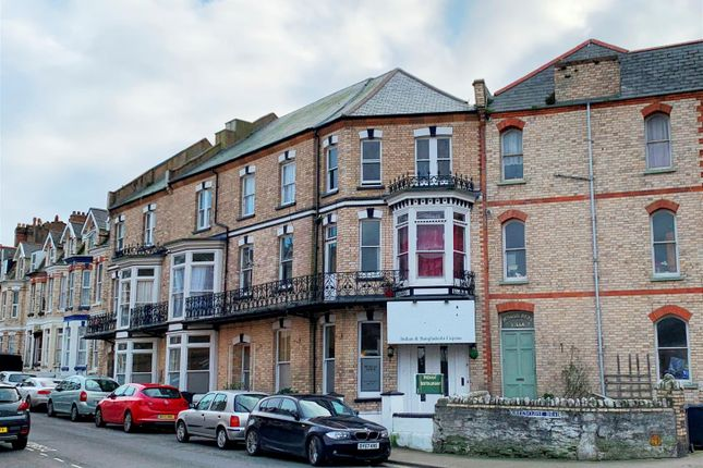 Thumbnail Flat to rent in Greenclose Road, Ilfracombe