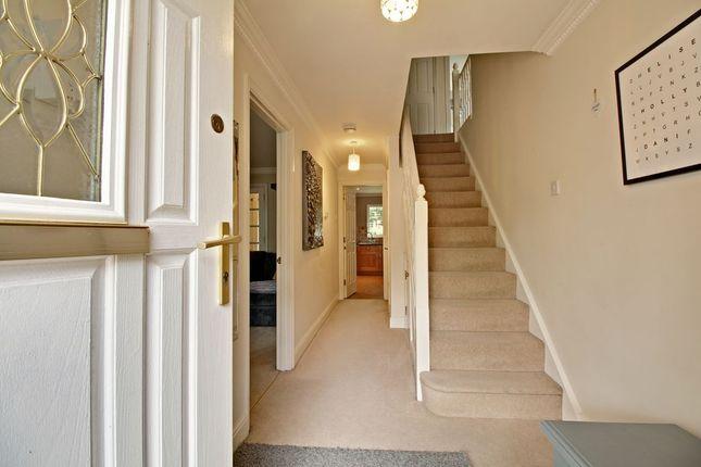 Entrance Hallway of Further Vell-Mead, Church Crookham, Fleet GU52