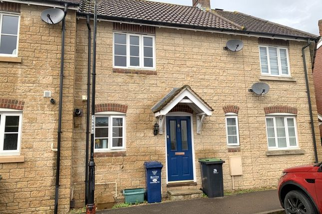Thumbnail Terraced house to rent in Casterbridge Way, Gillingham