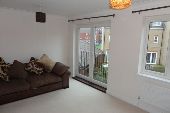 Thumbnail Town house to rent in Bruff Road, Ipswich