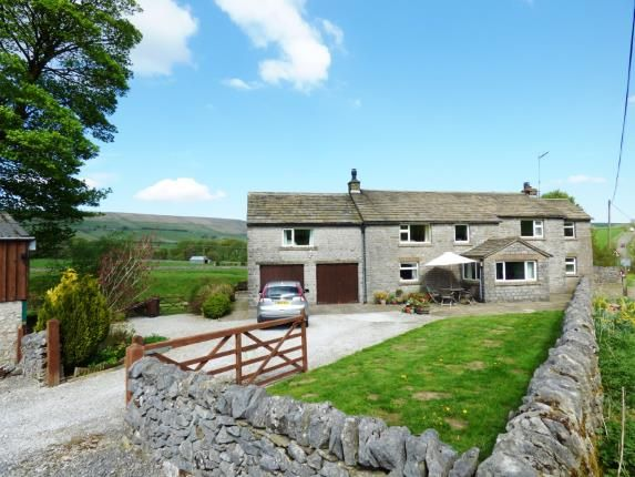 Thumbnail Detached house for sale in Sparrow Pit, Buxton, Derbyshire