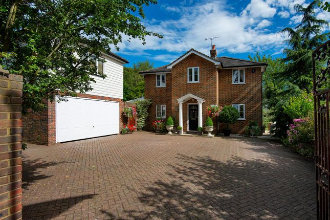 Thumbnail Detached house for sale in Field Way, Sturry, Canterbury