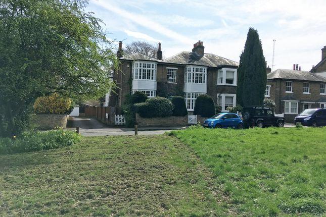 Thumbnail Semi-detached house for sale in Church Row, Chislehurst