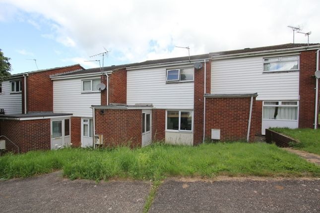 Thumbnail Terraced house for sale in Cornfield Green, Torquay