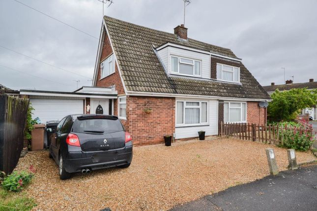 Thumbnail Bungalow to rent in Coppingford Close, Stanground, Peterborough