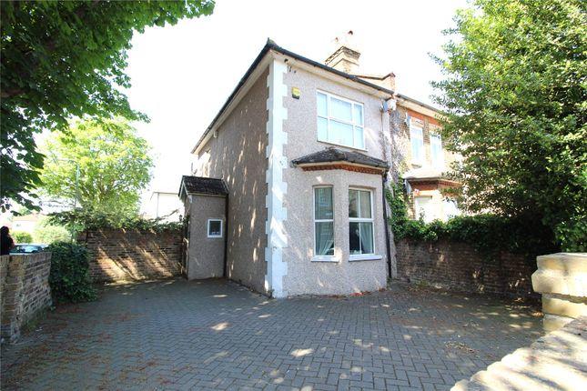 Thumbnail Semi-detached house for sale in Bridge Road, Wallington