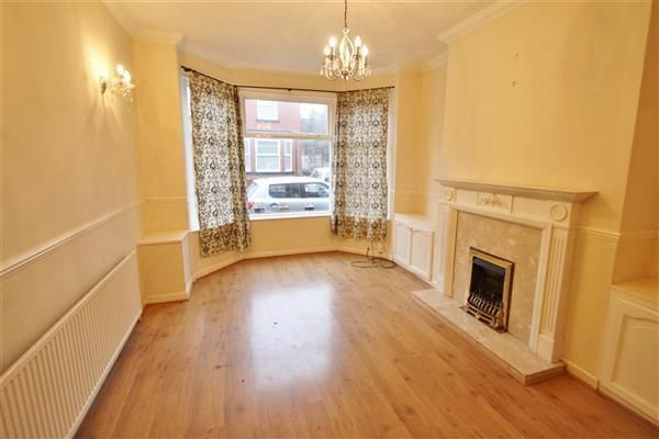 Thumbnail Terraced house to rent in Nelson Avenue, Eccles, Manchester