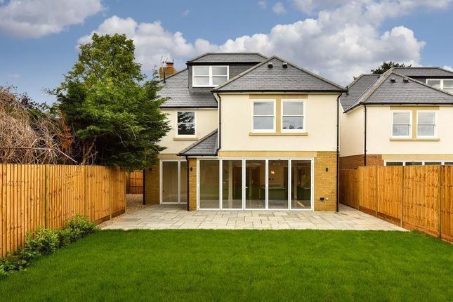 Rear Of Property of Manor Road North, Hinchley Wood, Esher KT10
