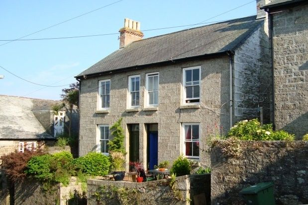Thumbnail Property to rent in Belle Vue, Newlyn, Penzance