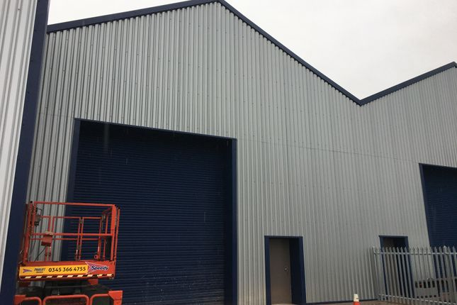 Industrial to let in Unit 8 Wentloog Buildings, Rumney, Cardiff