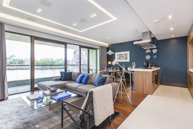 Thumbnail Flat to rent in Dutchess Walk London Bridge, London
