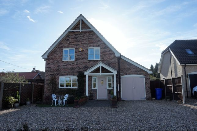 Property For Sale With Double Garage Thetford