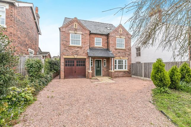 Thumbnail Detached house for sale in Bewdley Road, Stourport-On-Severn