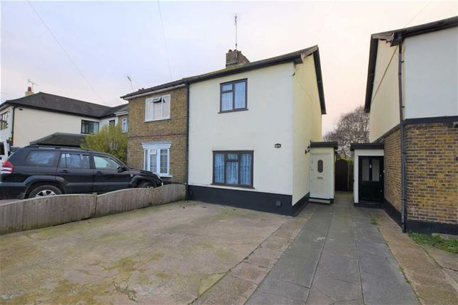 Thumbnail Semi-detached house for sale in Southend Road, Stanford-Le-Hope, Essex