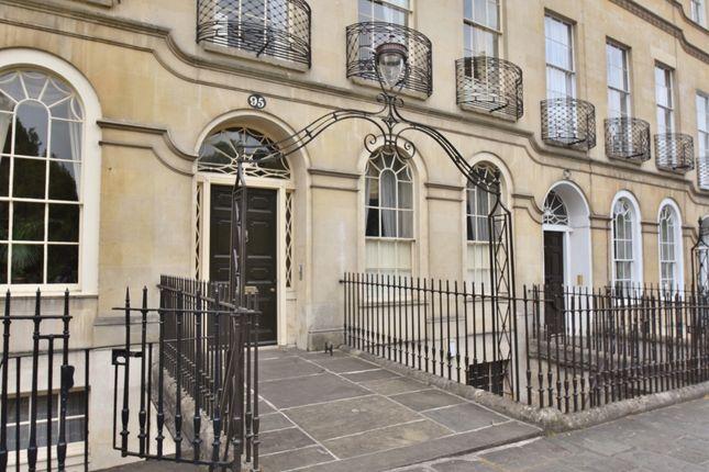 Thumbnail Flat to rent in Sydney Place, Bathwick, Bath