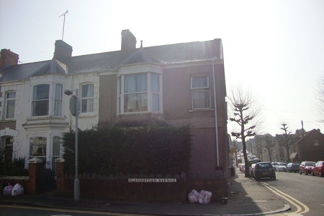 Thumbnail Flat to rent in Glanbrydan Avenue, Brynmill, Swansea
