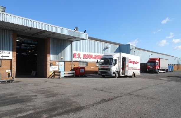 Thumbnail Warehouse to let in Warehouse Premises, Halesfield 6, Telford, Shropshire