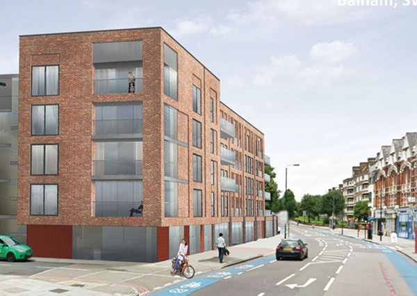 Block of flats for sale in Hendon Lane, Finchley
