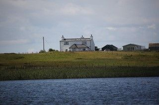 Thumbnail Detached house for sale in 9 Knockintorran, Isle Of North Uist