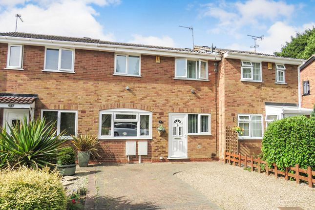 Thumbnail Town house for sale in Fairwood Drive, Alvaston, Derby
