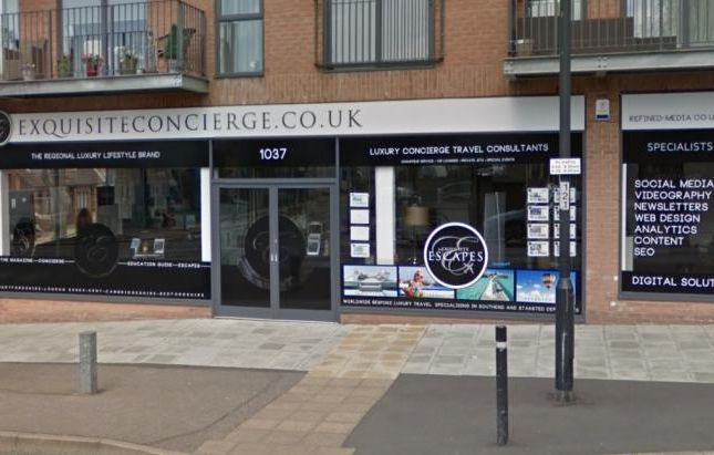 Shops Retail Premises For Rent In Leigh On Sea Rent In