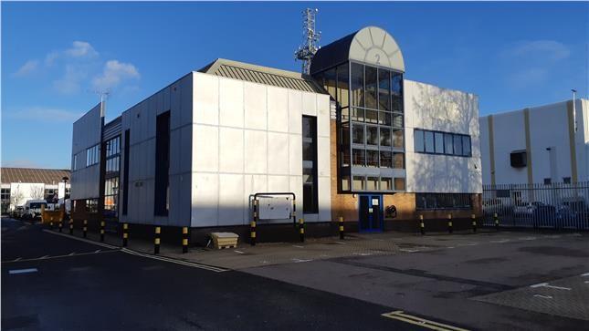 Thumbnail Warehouse to let in Unit 2, Ashton Gate, Ashton Road, Harold Hill, Romford