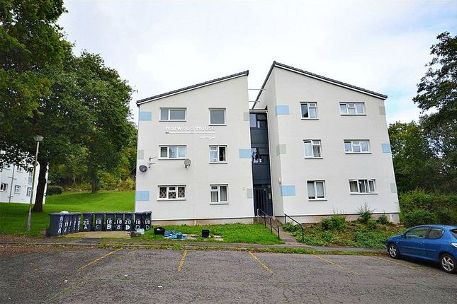 Thumbnail Flat for sale in Ty Box Road, Pontnewydd, Cwmbran