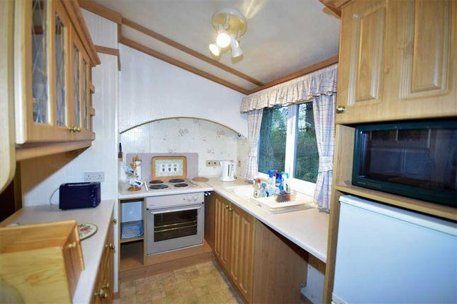Kitchen of 33, Kingfisher Glade, Plas Dolguog, Machynlleth, Powys SY20