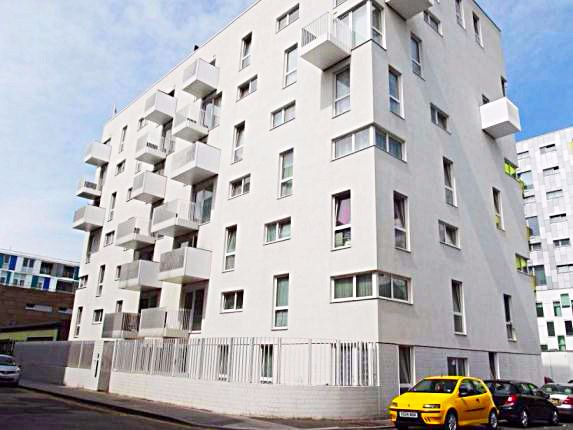 Thumbnail Flat to rent in 87 Axe Street, Barking