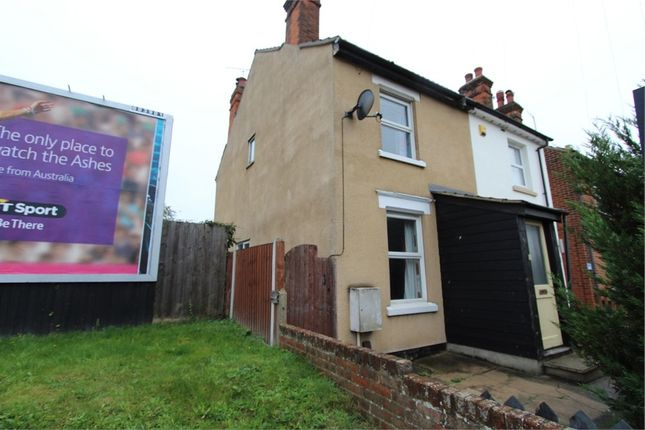 Thumbnail Semi-detached house for sale in Mersea Road, Colchester, Essex