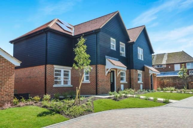 Thumbnail Property for sale in The Brewers, 1-8 Brewers Close, Lydd, Romney Marsh